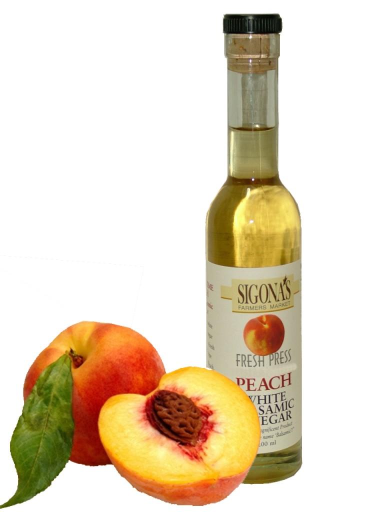 Sigona's Summertime Peach White Balsamic