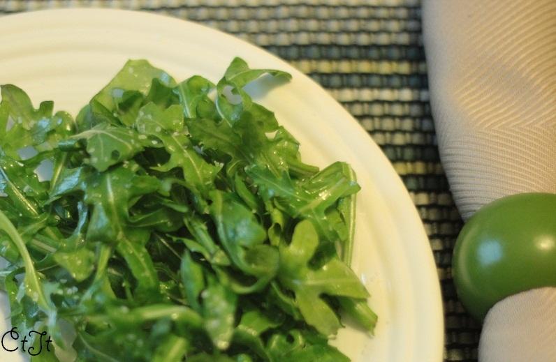 Arugula salad 1824