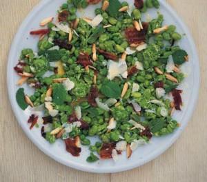 fava-bean-and-pea-salad