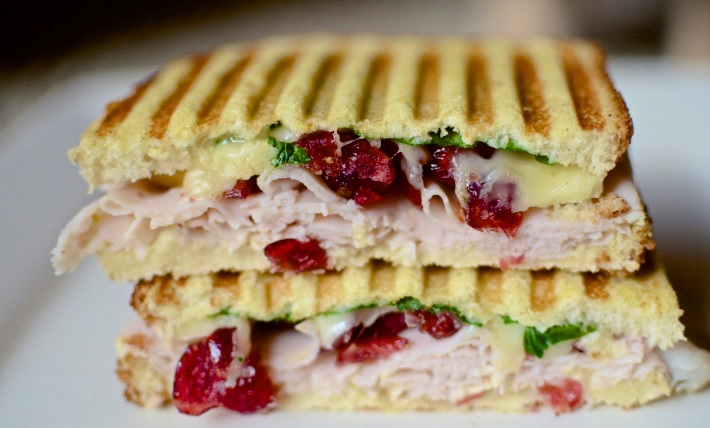 Dried Cranberry Panini