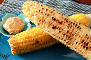 Grilled Corn on the Cob with Chili Butter_IMG_8881