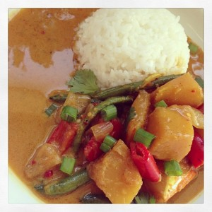 Thai Red Curry with Red Kuri Squash_Luisa Ormonde