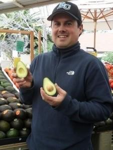 Robbie with avocados_sm