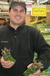 Robbie-with-Asparagus