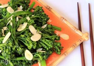 Broccolini with a Honey-Ginger Vinaigrette IMG_4015_E_sm