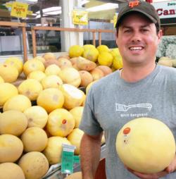 Robbie-with-Orange-Flesh-Melon