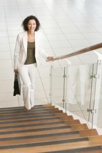 Portrait of business woman