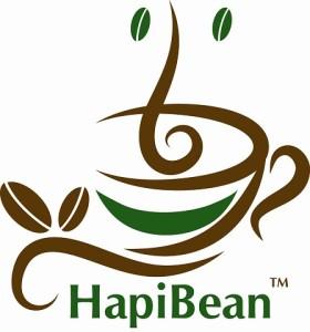 HapiBean Soda Coffee Logo