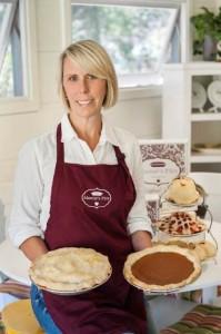 Kara Romanik, Owner of Mamie's Pies