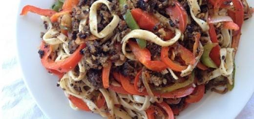 Sausage pasta_lifefoods