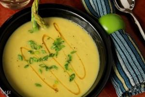 Dairy-free Cream of Asparagus Soup IMG_9496_E_sm
