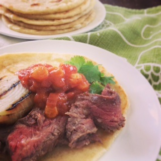Recipe and photo courtesy of Luisa Ormonde of Luisa's Catering in San Carlos.