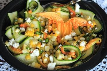 Corn Zucchini and Poblano Salad with Feta and Zucchini blosoms_0012 E (1 of 1)_360