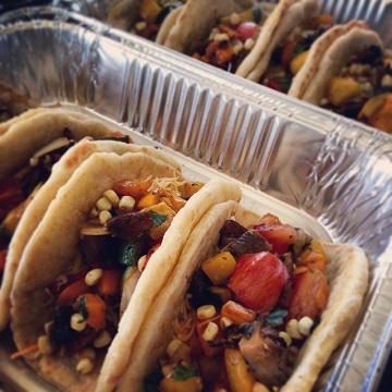 Luisa's grilled veggie fajitas_360