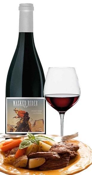 Masked Rider Pinot Noir