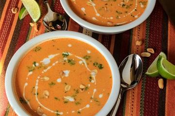Thai Spiced Pumpkin Soup_360