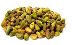 raw pistachio meats