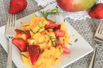 Mango  Strawberries with Tarragon (1 of 1)_360