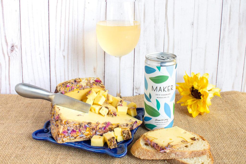 Alp Blossom with Maker Organic Viognier
